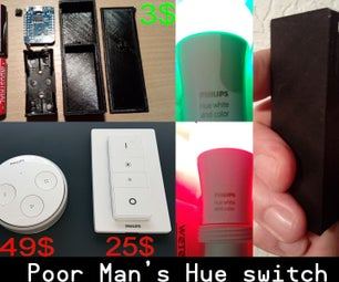 Poor Man's Hue Switch