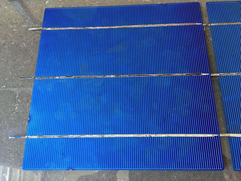 Tabbing Your Solar Cells