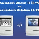 Macintosh Classic II Color Hackintosh