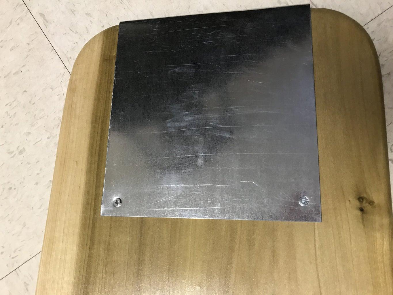 Adding the Metal