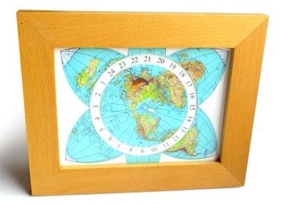 24-hour World Clock