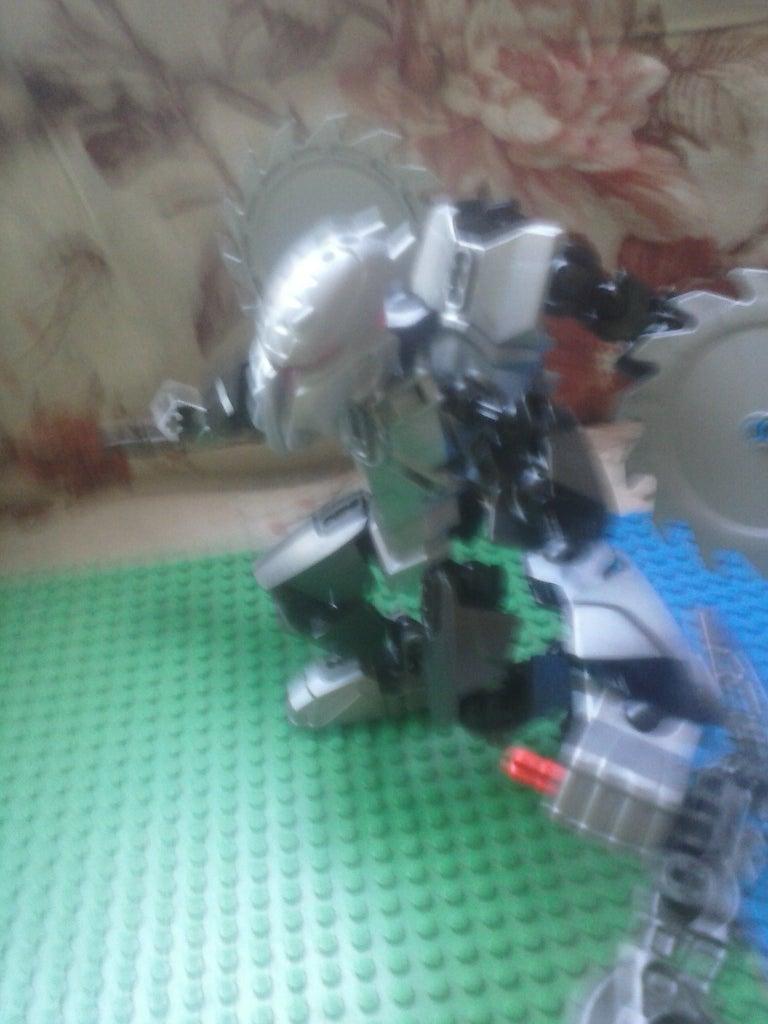 Herofactory Bioformer Alpha