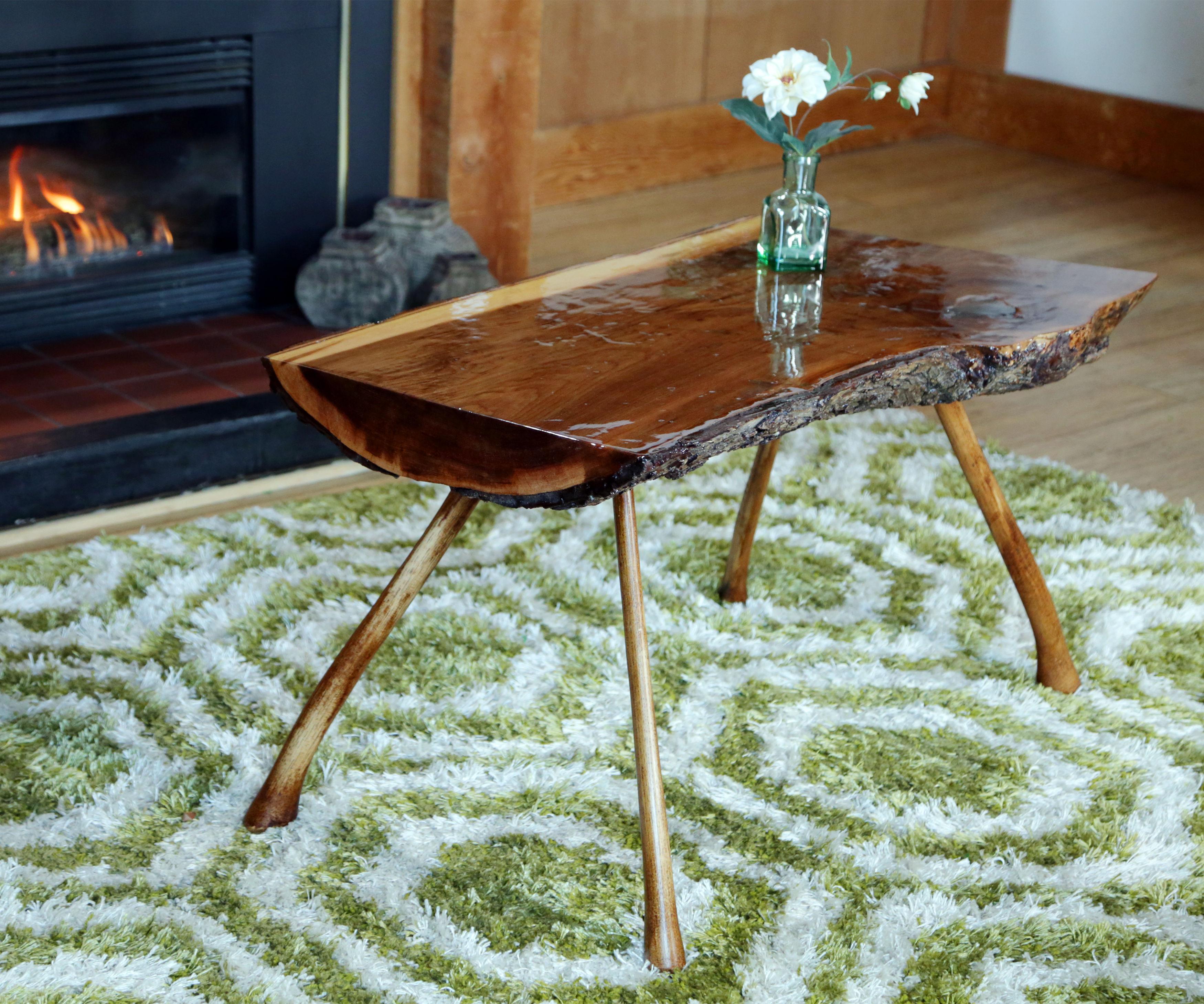 Lumberjack table