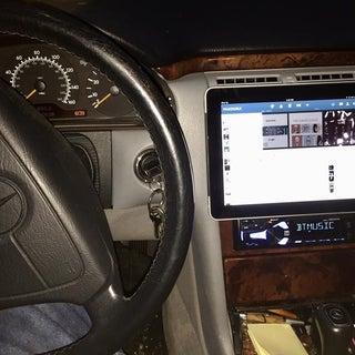更改旧iPad作为一个免提式车载助理