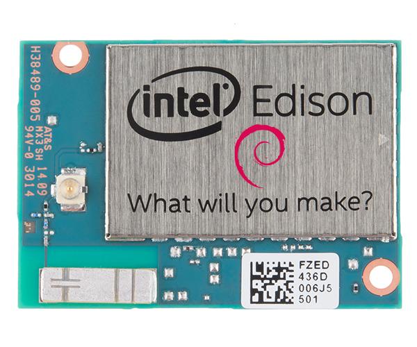 Ubilinux Installation on Intel Edison