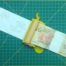 Money Printer Magic Trick