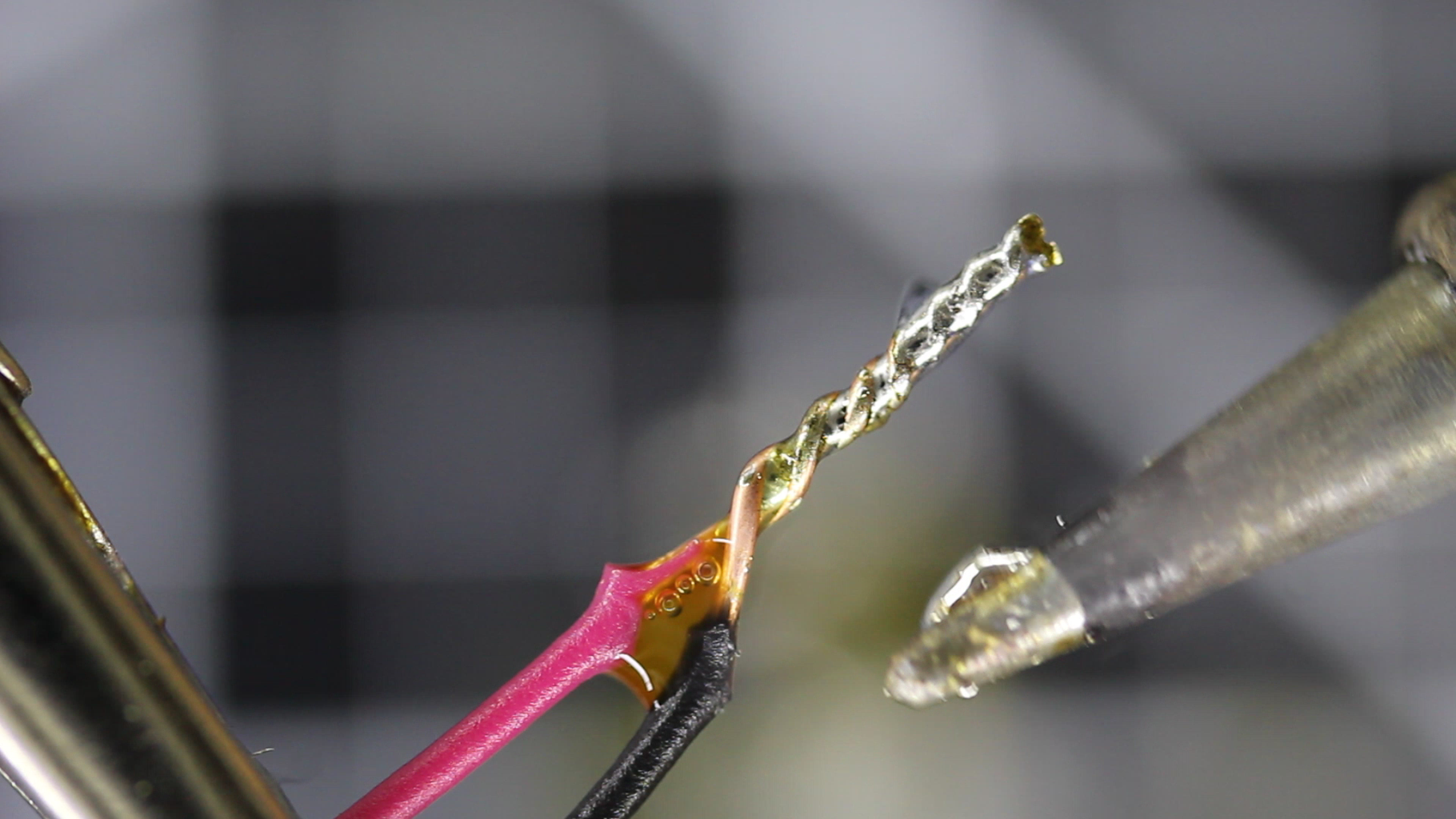 Soldering With Flux
