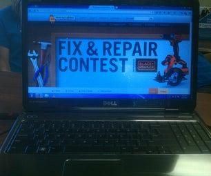 Laptop Motherboard Revival