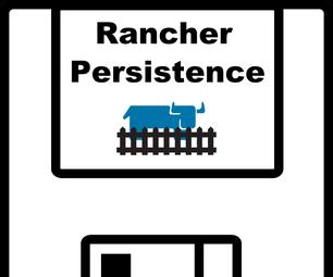 Persistenz-Spiele in Rancher