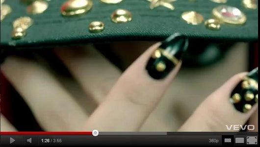 Domino Manicure ( Jassie J Inspired)