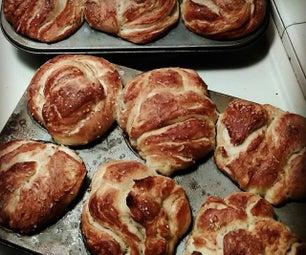 Pretzel-ized Dough or Pretzel-lyed Dough?