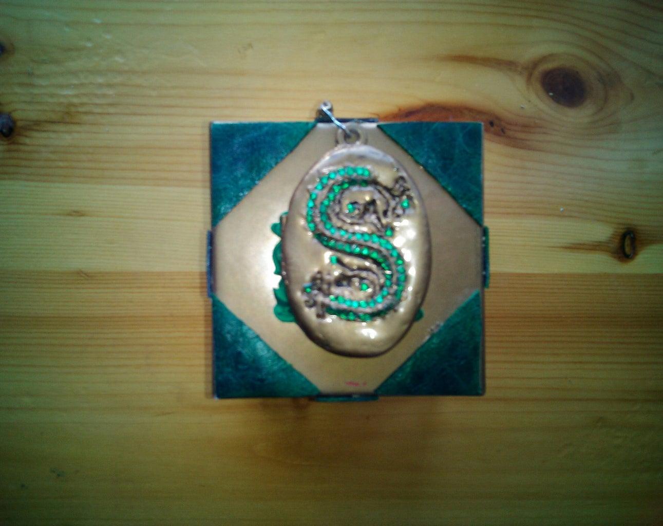 The Slytherin's Locket