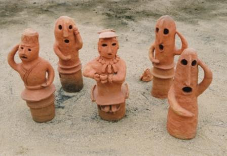 How to Sculpt a Haniwa in 5 Steps