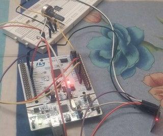 STM32103: Esp8266 NodeMCU ThingSpeak [using Mbed.h]