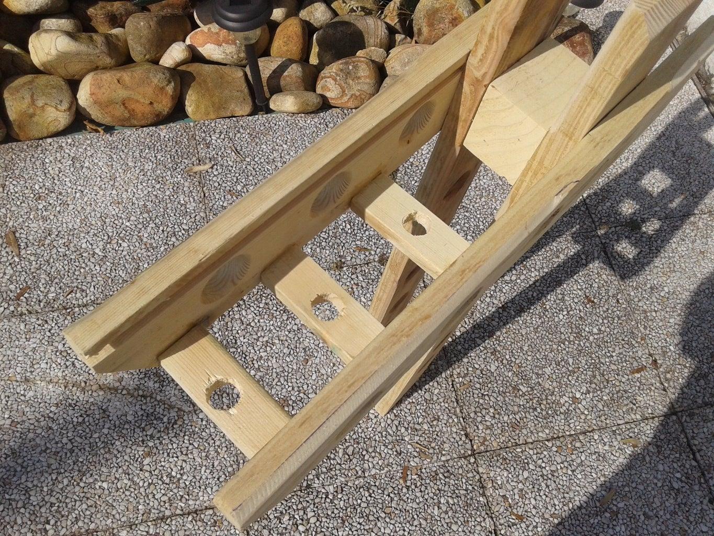 Simple Wooden Work