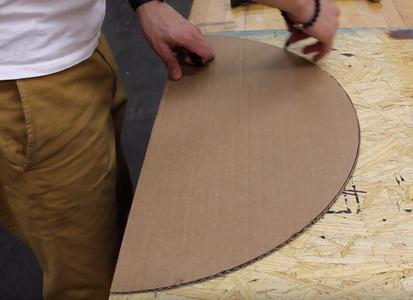 Cardboard Template (Optional)