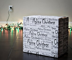 Nightmare Before Christmas Shipping Package