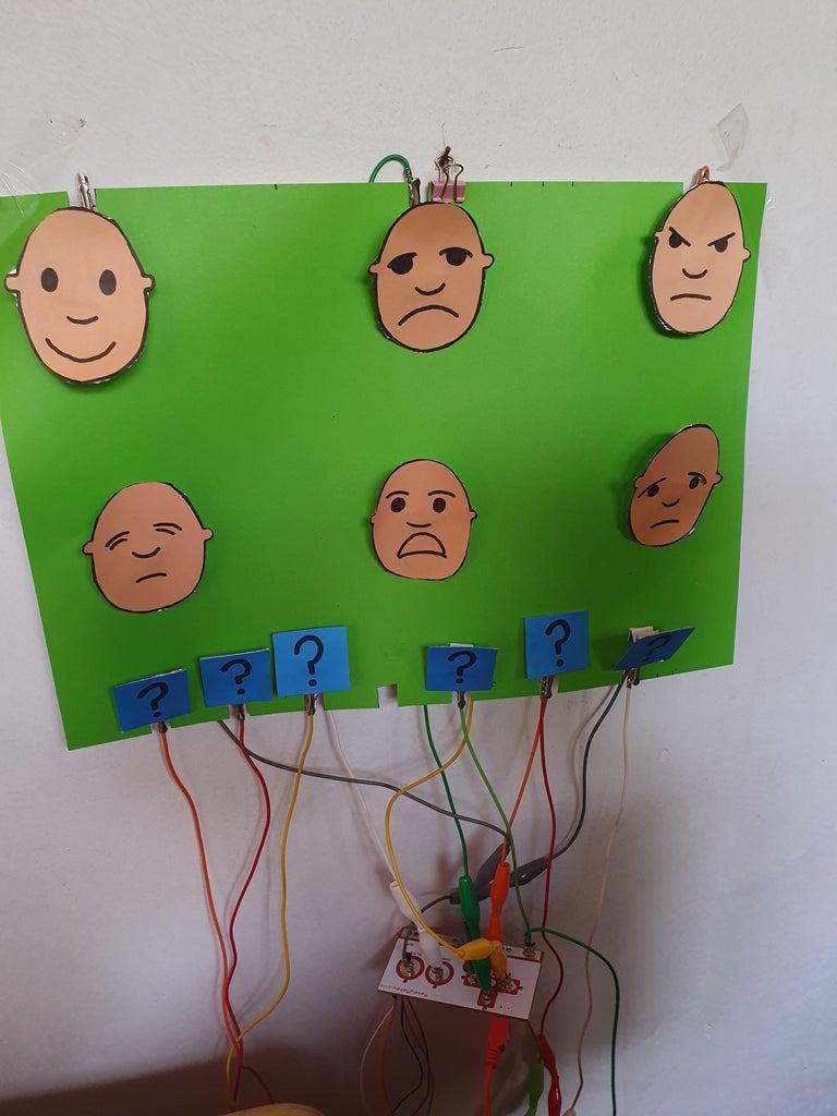 Panel De Emociones Interactivo