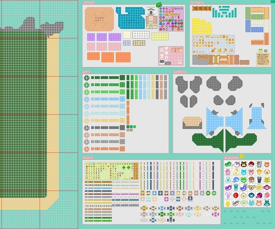 Animal Crossing New Horizons Mapped V2 4 Steps Instructables