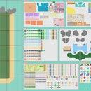 Animal Crossing New Horizons Mapped V2