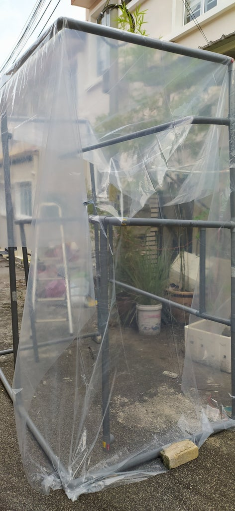 Complete Our Greenhouse