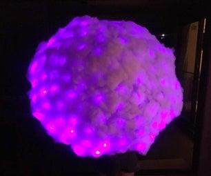 Glow Cloud Prop Umbrella Welcome to Night Vale (WTNV)