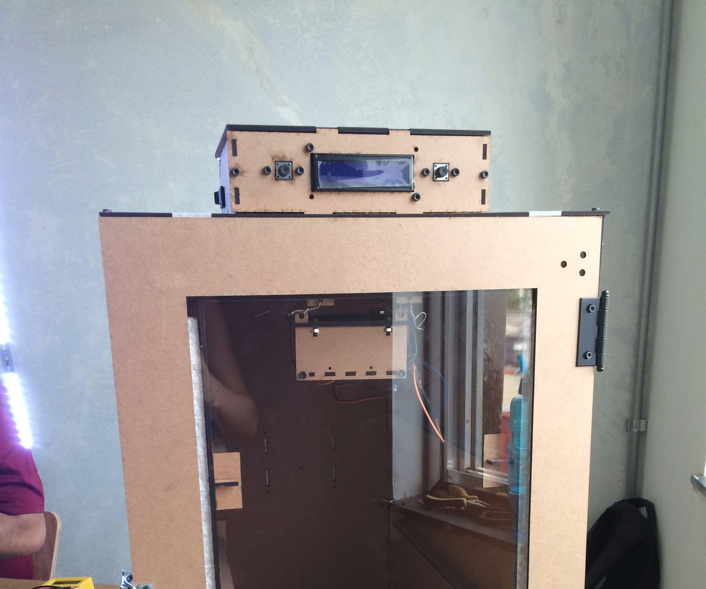 Incubadora - Garagem FabLab - Biohackacademy