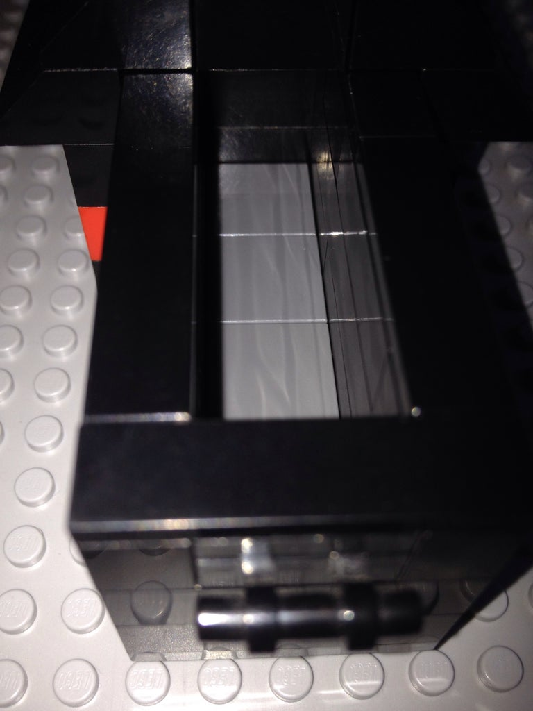 How to Build a LEGO Drawer