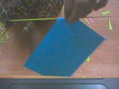 Paper Roll Stick