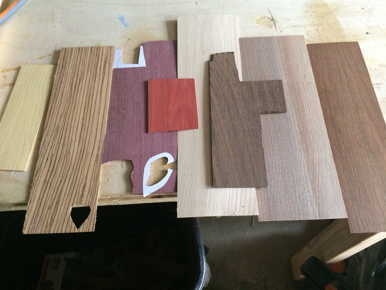Step One: Choosing the Wood