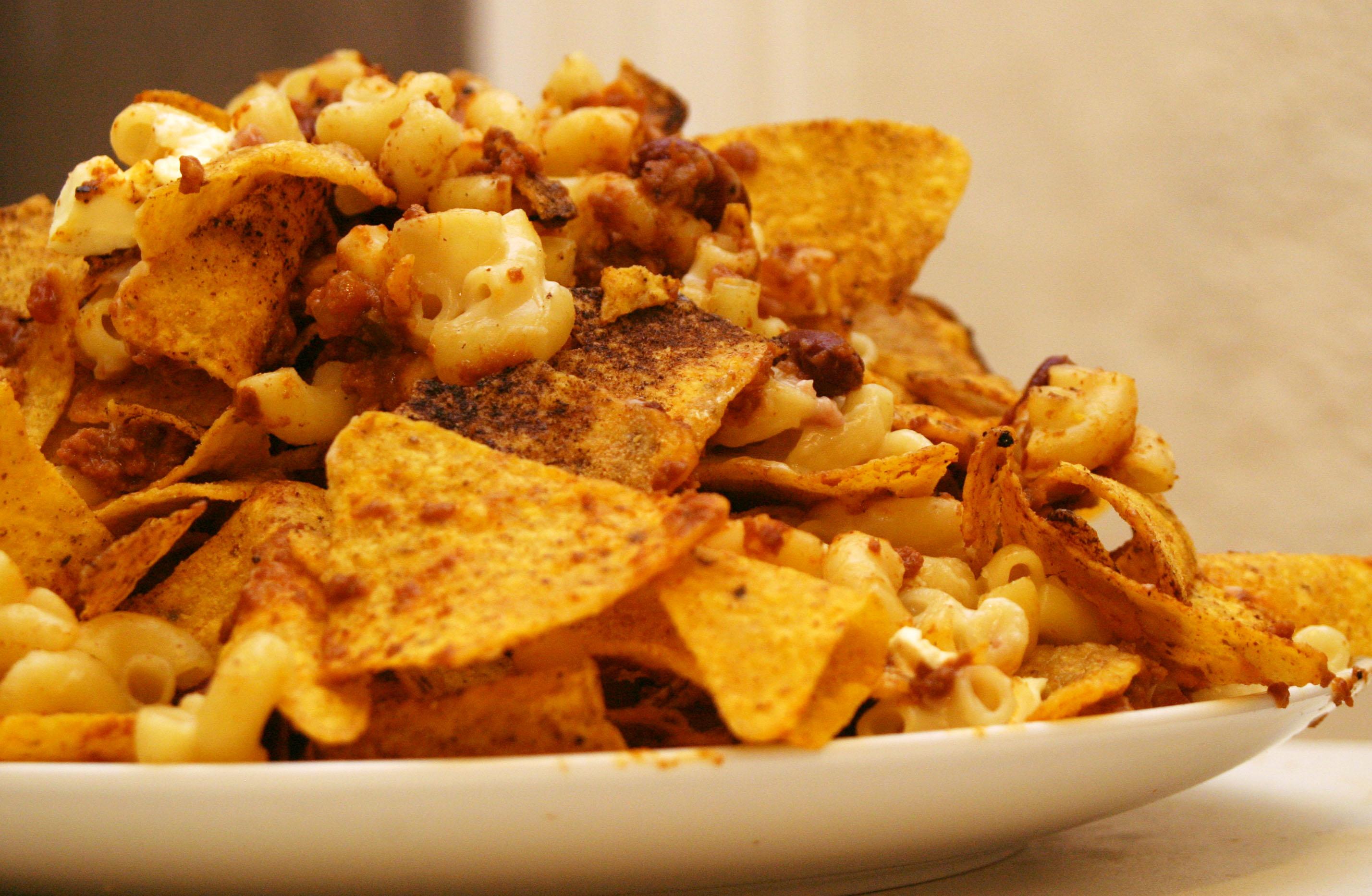 Simple, deadly nachos...