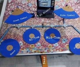Arduino MIDI Drums