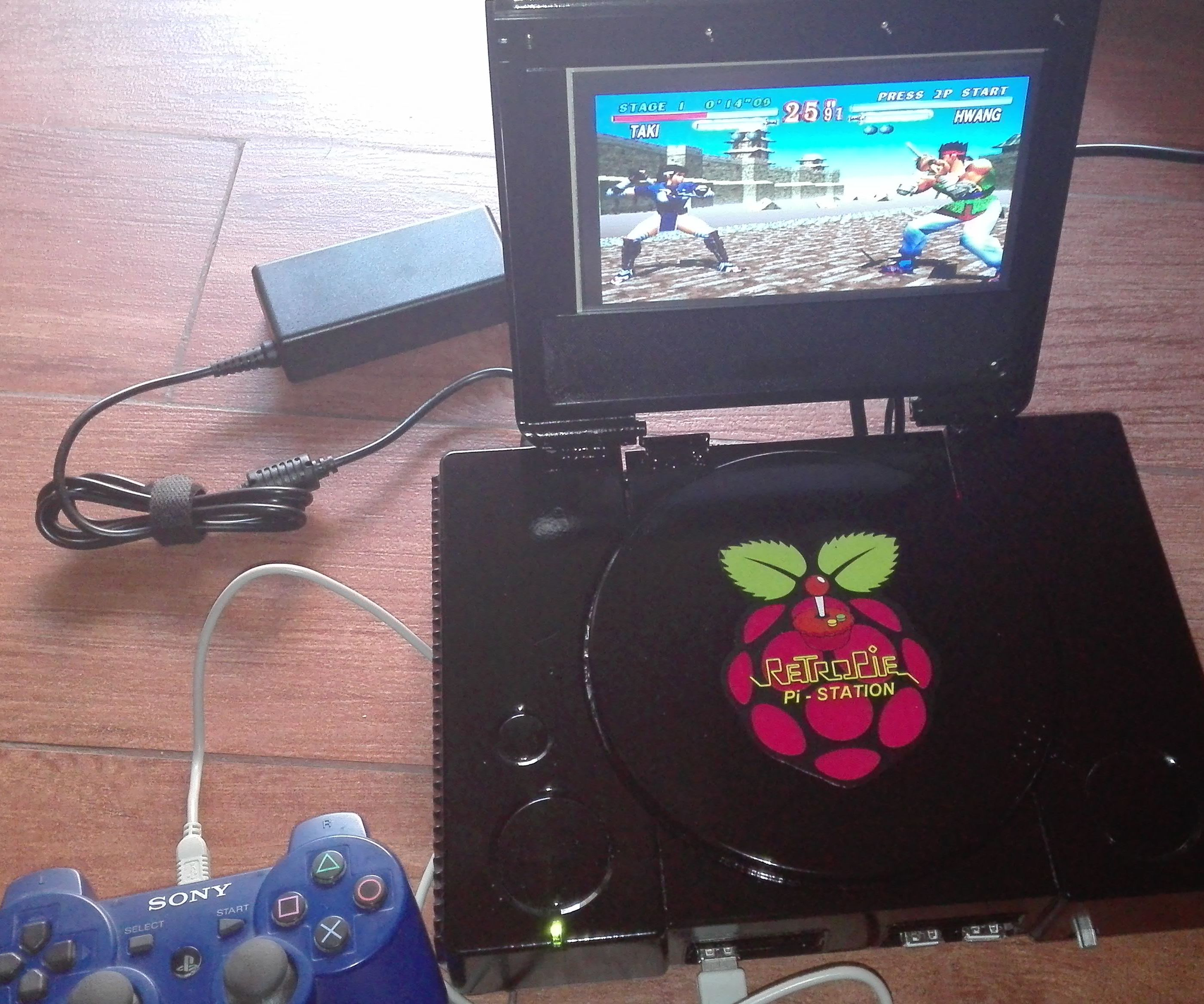 Raspberry3VideoStation