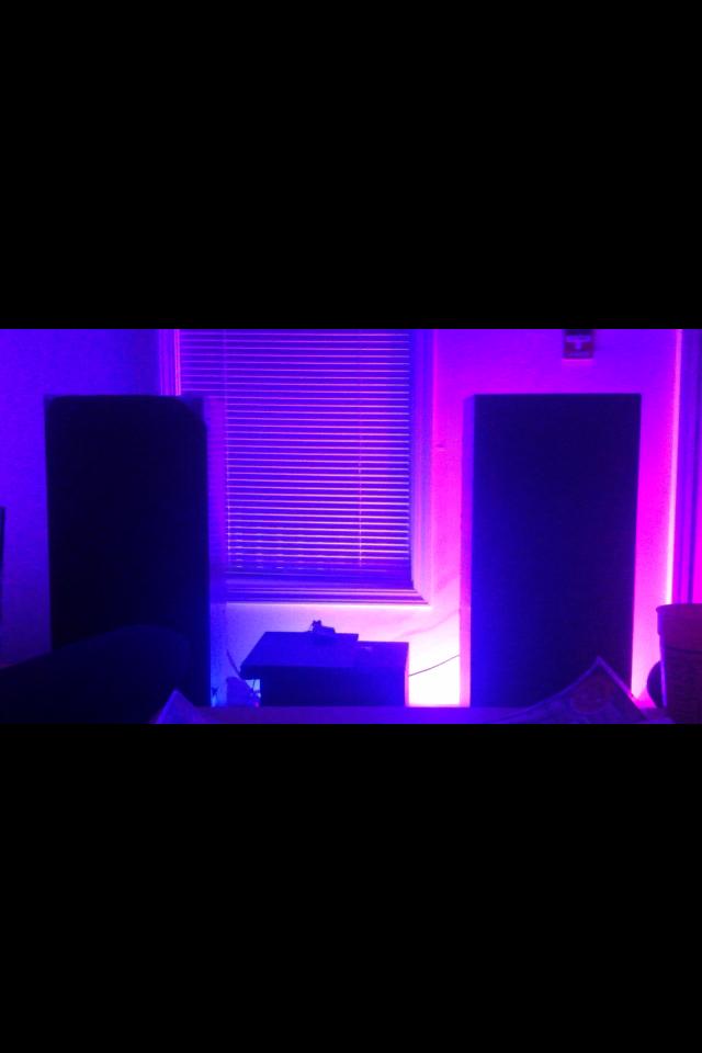 Arduino PWM music LED Light