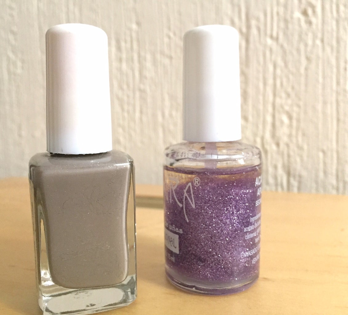 Just Two Nails Polishes