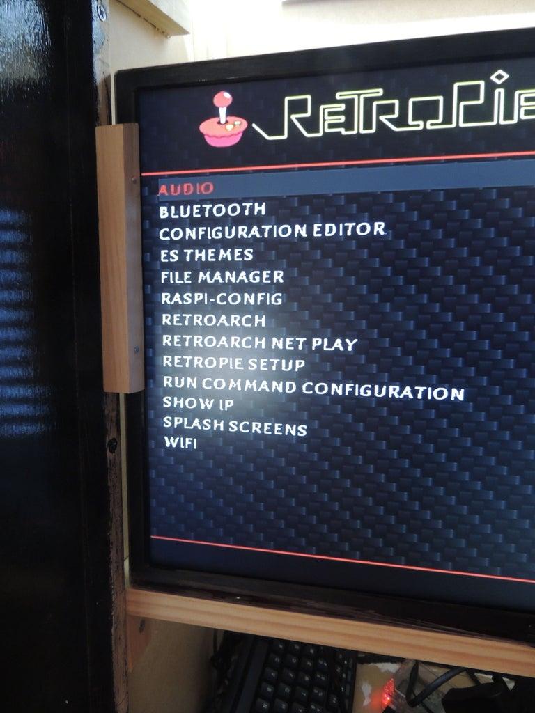 Program the Raspberry PI