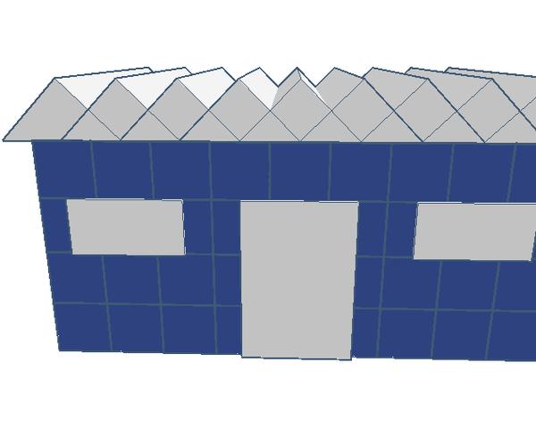 Arcade Block House