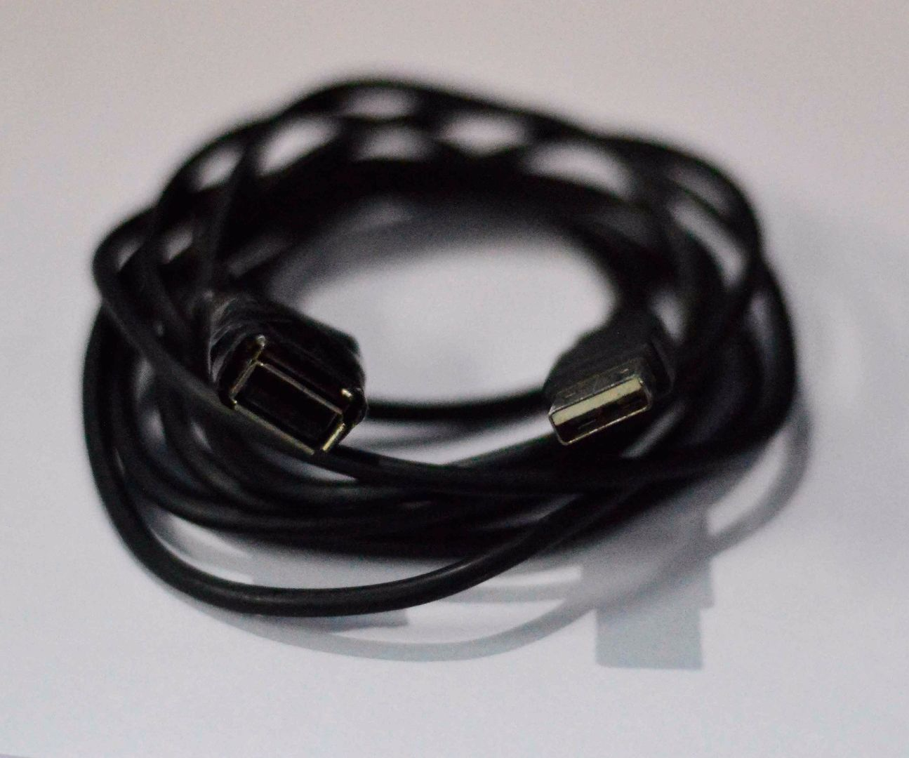 DIY USB Extension Cable