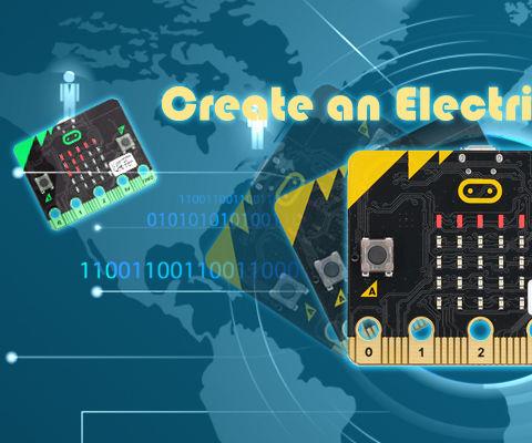 Create an Electric Spirit Level