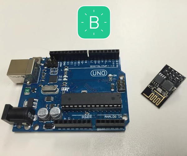 Connect to Blynk Using ESP8266 As Arduino Uno Wifi Shield (Mac Only)
