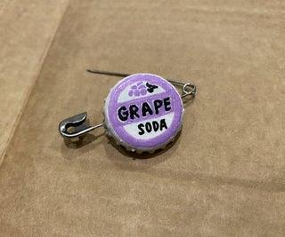 Pixar Up Grape Soda Pin