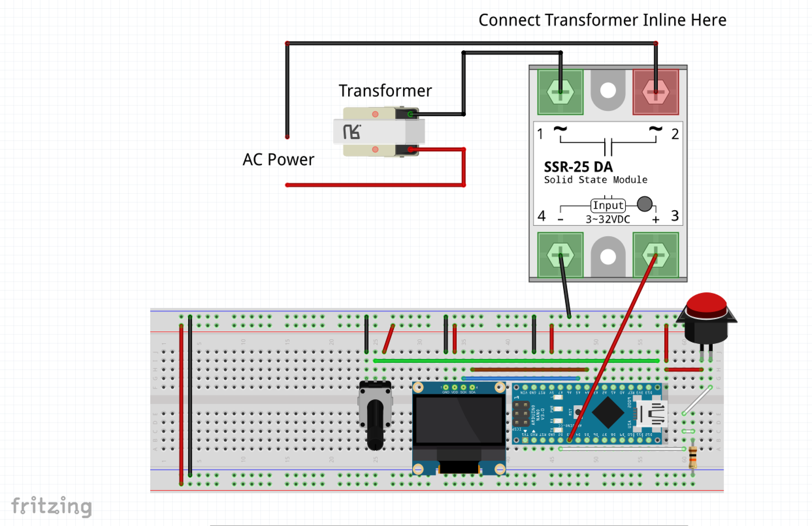 Add an OLED Display & Pulse Control
