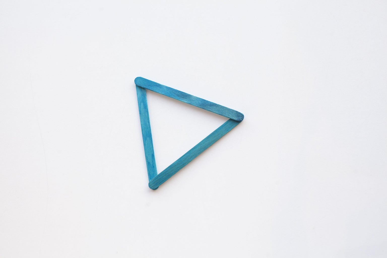 Make Two Triangles