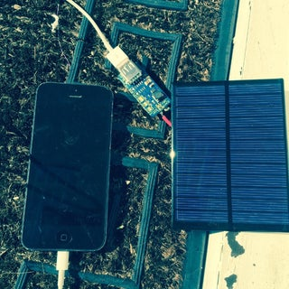 DIY Solar Phone Charger ($5 Battery Free - UPDATED!)