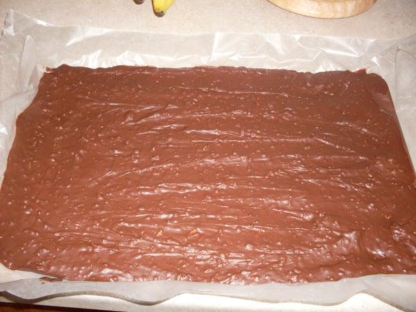 Crunchy Homemade Chocolates