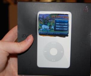 Case Modded Juice Box Media Player!