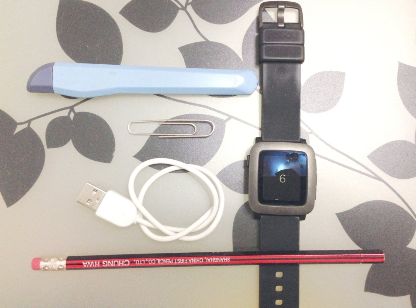 Make Your Own Pebble Time Charger