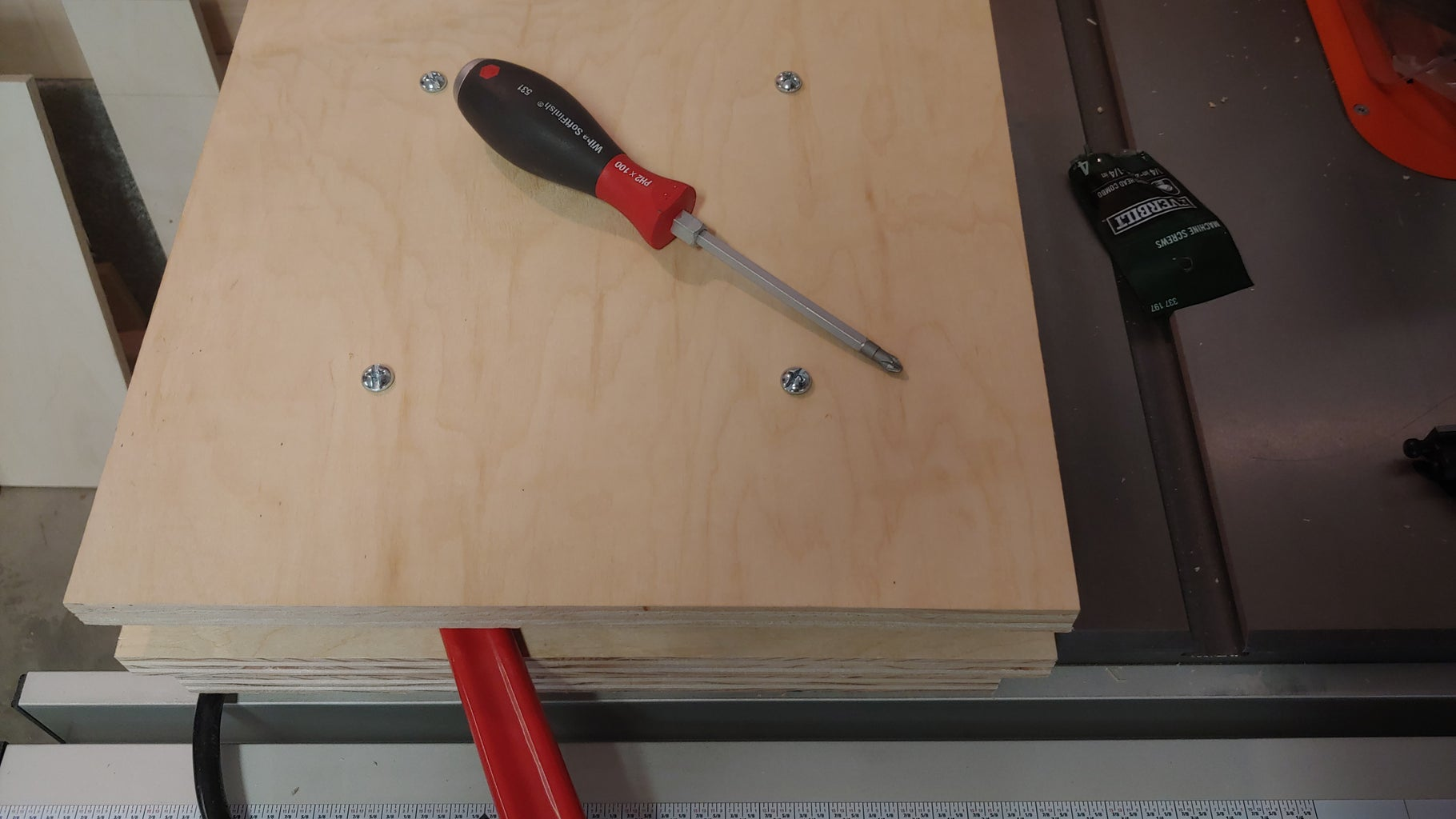 Step 3: Mount the Top Piece to the Swivel Base