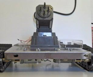 Joystick-controlled Robot
