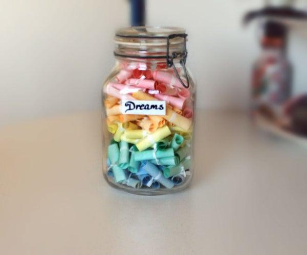 DIY Dream Jar
